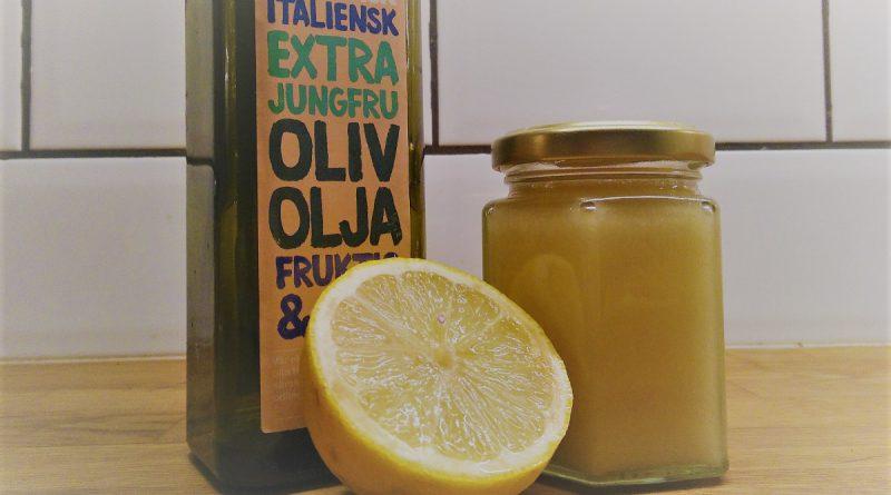 honungsdressing