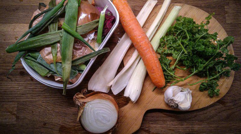 grönsaksbuljong ingredienser